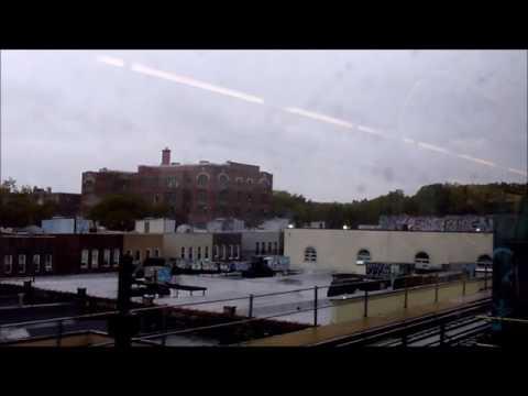 MTA 4 train , New Lotts Brooklyn- Wood Lawn  Bronx--NYC Full