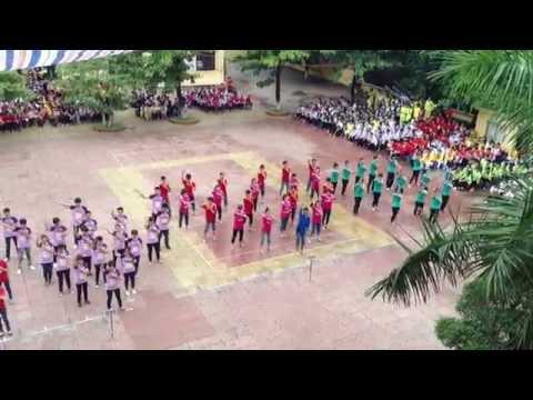 Té nước - Nhảy dân vũ - A5 TNH HP