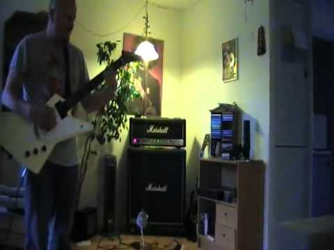 witch hunt ,,,machinehead MOD cover number playd by brian blom