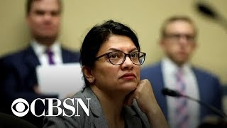 Rep. Rashida Tlaib cancels trip to West Bank after Israel reverses ban