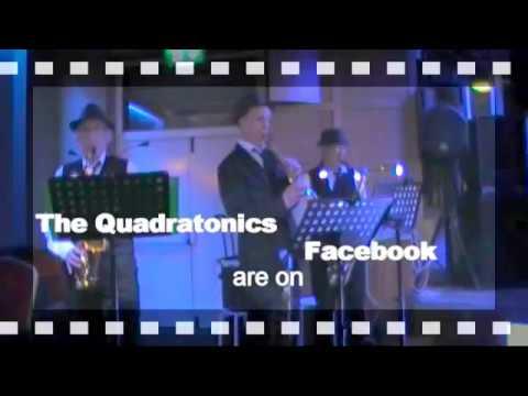 The Quadratonics at the Quarry Woolton village Liverpool