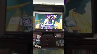 Guitar Hero 3 Even Flow 5 Stars (208,953) incomplete.