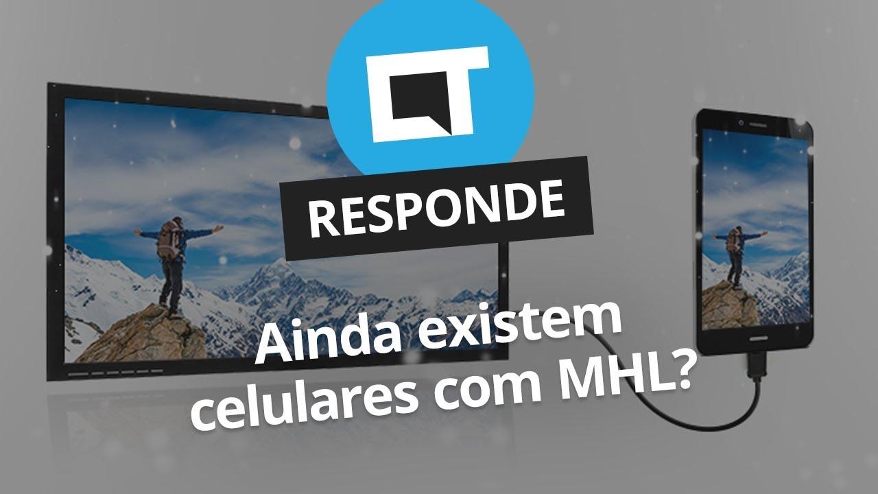 Ainda existe celular com MHL para conectar à TV? - Vídeos