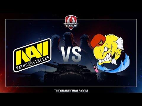 WGL GF 2016 - Group C - Natus Vincere vs GOLD BASS