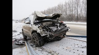 Подборка ДТП, АВАРИИ ЗА 17 ЯНВАРЯ 2019 (17.01.2019)  A selection of accidents on January 17, 2019