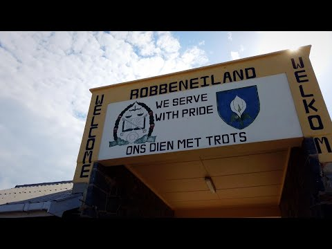 Robben Island from