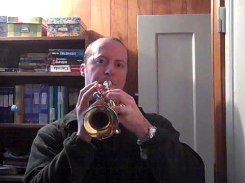 Piccolo trumpet demo