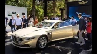 2017 Aston Martin Lagonda Redesign, Release, Changes