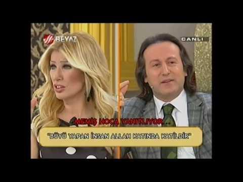 Beyaz TV Seda Sayan - Memiş Hoca, büyü konusunda açıklamalar yaptı