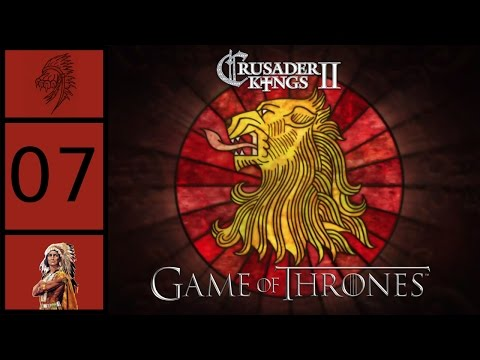 CK2 Game Of Thrones - Tommen II Lannister #7 - Insane Family
