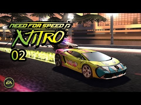 Need for Speed Nitro Gameplay Part 2-Cairo