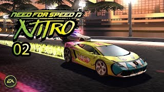 Need for Speed Nitro Gameplay Part 2-Cairo