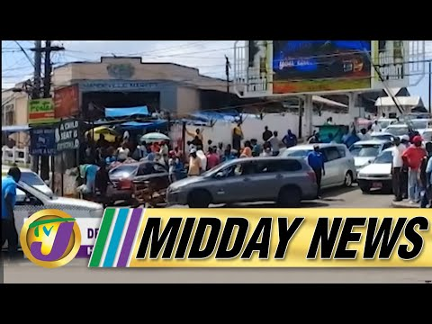 Manchester Police See Increase in Covid Breaches | TVJ Midday News - June 18 2021
