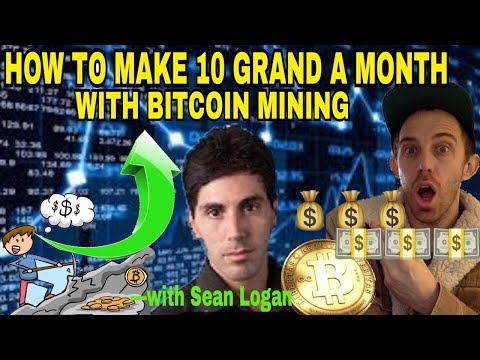 MAKE $10,000 A MONTH MINING BITCOIN