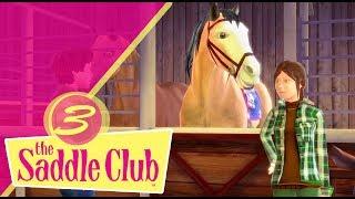 The Saddle Club- Przygody w siodle #3 - Pułapki w lesie!