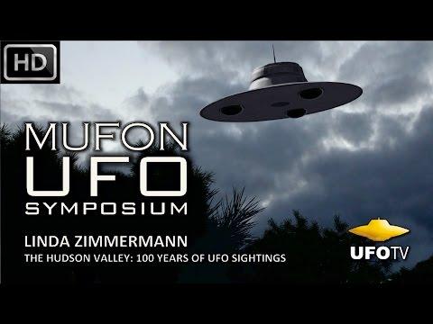 HUDSON VALLEY UFOs: 100 YEARS OF SIGHTINGS – MUFON UFO SYMPOSIUM – Linda Zimmermann