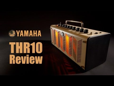 Yamaha THR10 - Review (German) - HD 720p
