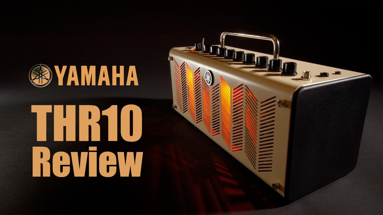 yamaha thr10 review german hd 720p youtube