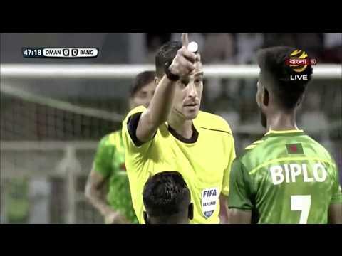 Oman 4-1 Bangladesh Highlights FIFA WC & Asian Cup Qualifiers