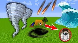 Minecraft Mod - DOĞAL AFETLER