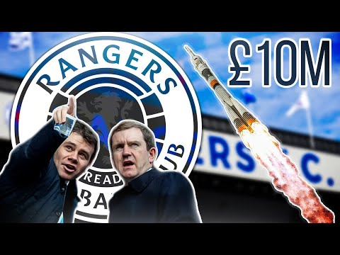 Rangers: Midfielder value has skyrocketed by £10m already!