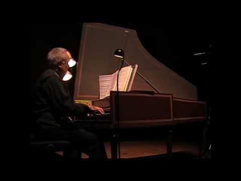 J S Bach:Goldberg Variations complete (with indexing). Live. Robert Hill, harpsichord