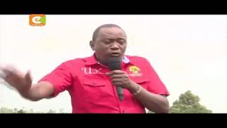 Viongozi wa Jubilee waingia Narok
