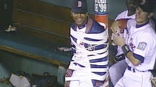 MLB Hilarious Dugout Pranks