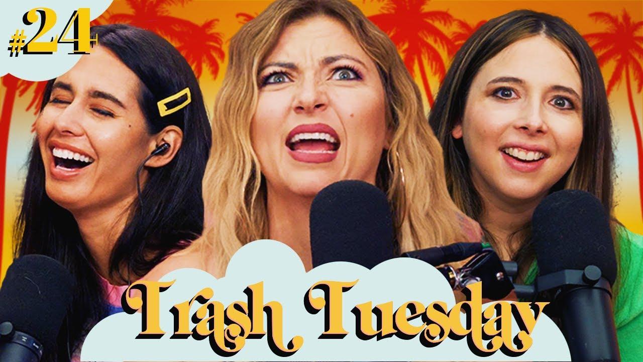 Return of the Go-Go Queen | Ep 24 | Trash Tuesday w/ Annie & Esther & Khalyla