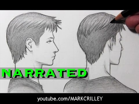 how-to-draw-a-face-in-profile-&-turning-away-[narrated]