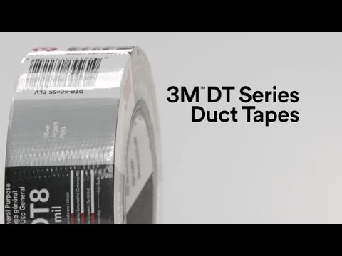 3M™ DT Series Duct Tapes