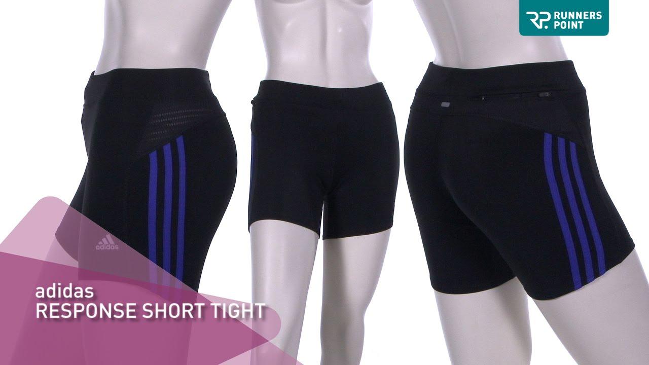 adidas Response Short Tight Damen