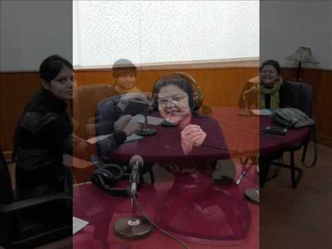 Angrezi Bhashaa Jaane - All India Radio, Allahabad Broadcast, Jan 05,'17