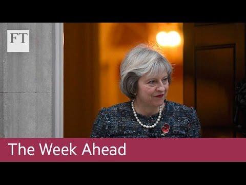 May's speech, UK inflation watch | The Week Ahead