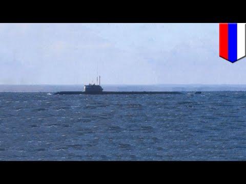 俄羅斯秘密核潛艇大火 14人遇難