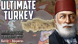 Hearts Of Iron 4 Ultimate Turkey on Battle for the Bosporus Gameplay Dlc