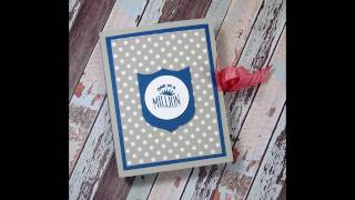 Stamping T! -  A6 Gift Card Holder