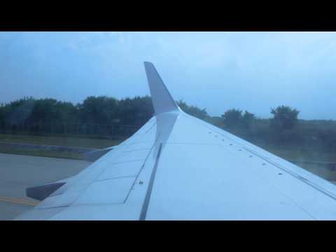 Malaysia Airlines Boeing 737-800 Landing at Bangkok Suvarnabhumi