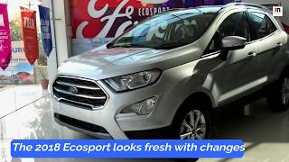 2018 Ford Ecosport Titanium 1.5 Diesel | Everything Explained | latest Review