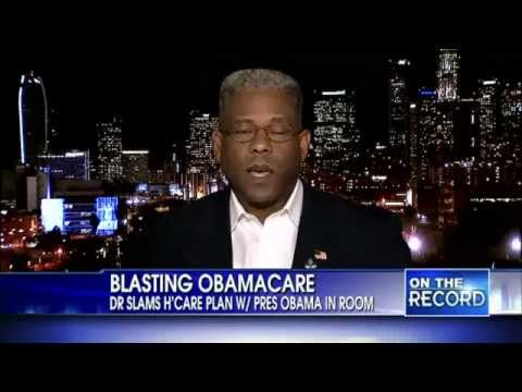 Allen West: Dr. Benjamin Carson Violated Unwritten Rule of Being a Black Male and Criticizing Obama
