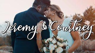 Congratulations Jeremy & Courtney !