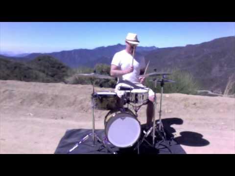 T. Alex Budrow Jungle Beat Improv @ 4,000 Feet