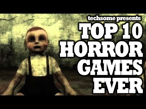Top 10 Horror/Scary Games Ever (iOS/Android)