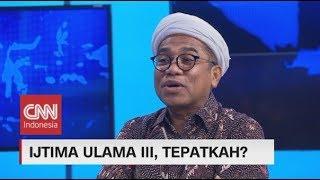 Ngabalin vs PA 212 soal Ijtima Ulama III - Layar Pemilu Tepercaya