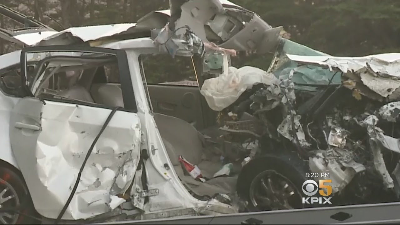 2 Killed In Wrong Way Crash On Highway 1 Pacifica