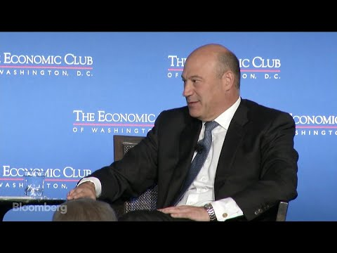 Trump Adviser Gary Cohn Confirms He