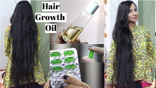 Evion 400 Hair Oil For Super Fast Hair Growth |How to Use Vitamin E Capsules to Stop HairFall