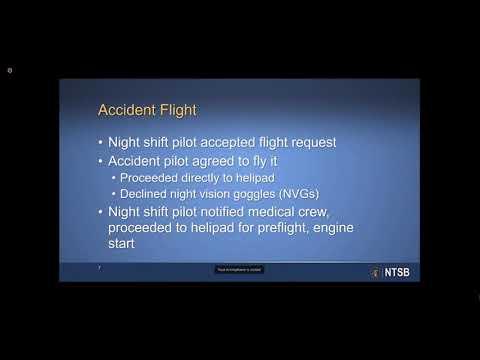 NTSB Board Meeting
