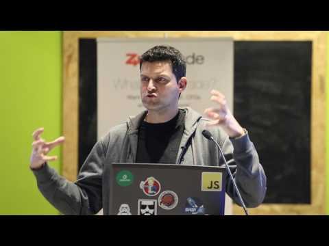 The rise of Google Polymer (Kostas Karolemeas) - GreeceJS #17