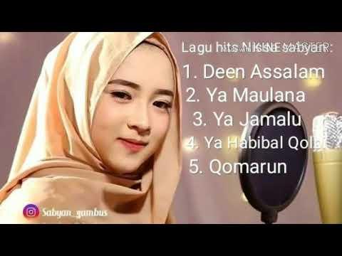 5 Lagu Hits Nissa Sabyan 2018